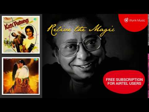 Listen to the Best of RD Burman. Only on Wynk Music App!