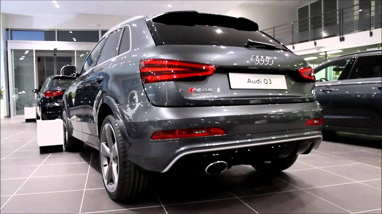 Audi RSQ3 details ! - YouTube