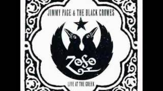 The Black Crowes & Jimmy Page - Custard Pie