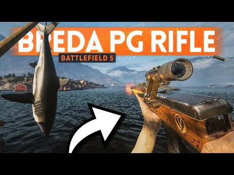 New Assault Rifle Is A MONSTER 😈 Battlefield 5 Breda PG