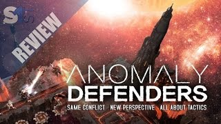 Anomaly Defenders Review - Steam