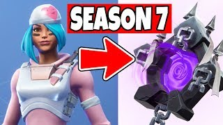 The 10 BEST Fortnite SKIN COMBINATIONS! Fortnite Season 7 English | Simex Fortnite