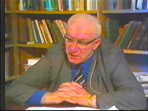 Professor William Barclay: Monologues: Part 5