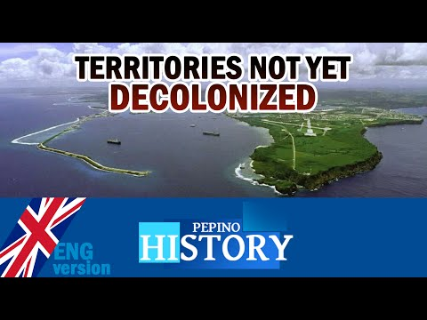 Territories NOT YET DECOLONIZED