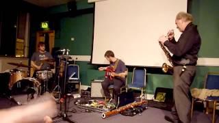 Mick Beck, Anton Hunter, Johnny Hunter @ Showroom Cinema, Sheffield 24.1.12