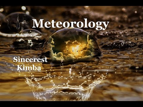 Meteorology, definition, atmosphere, science Weather Forecasting