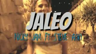 Jaleo - Nicky Jam ft Steve Aoki | Coreografía (Giovanni Cazorla) Video