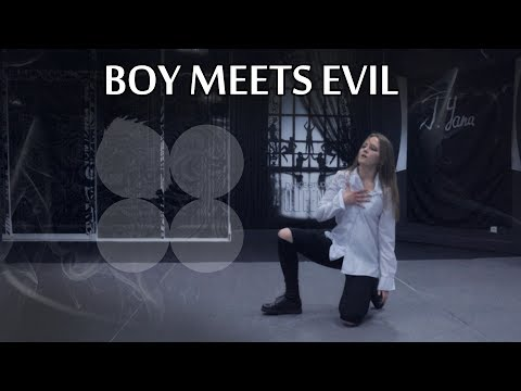 방탄소년단 (BTS) - Boy Meets Evil / dance cover by JaYn (J.Yana)