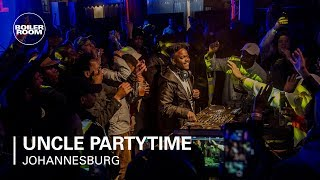 Uncle Partytime | Boiler Room x Ballantine's True Music South Africa