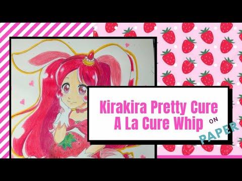 kirakira-pretty-cure-la-mode-(-cure-whip-)- -ana's-pad