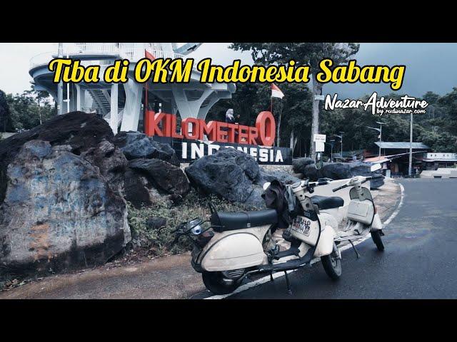 Jelajah Sumatra #4 Tiba di 0KM Indonesia Sabang (Medan - Aceh)