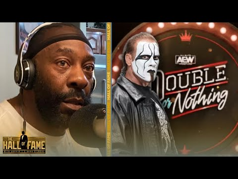 Is Sting Going to Wrestle in AEW?! - Booker T Weighs In