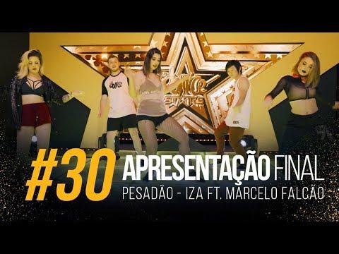 Pesadão - IZA ft. Marcelo Falcão - Apresentação final   FitDance Stars