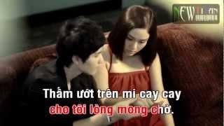 Em nhớ anh karaoke beat Miu Lê