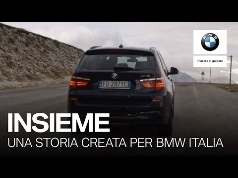 Insieme: una storia creata per BMW Italia.