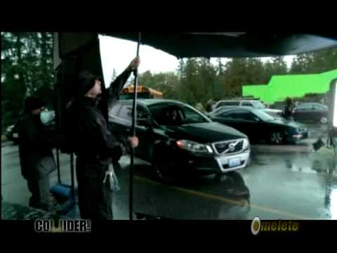 The Twilight Saga: Eclipse B-Roll (Behind the Scenes Footage)