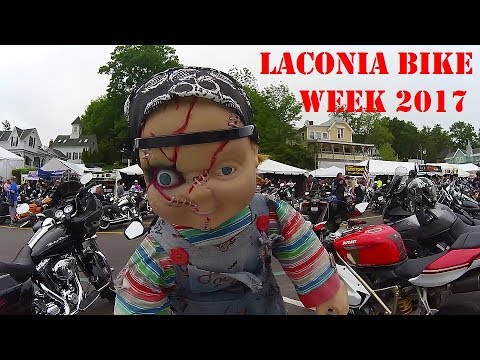 Laconia Bike week 2017