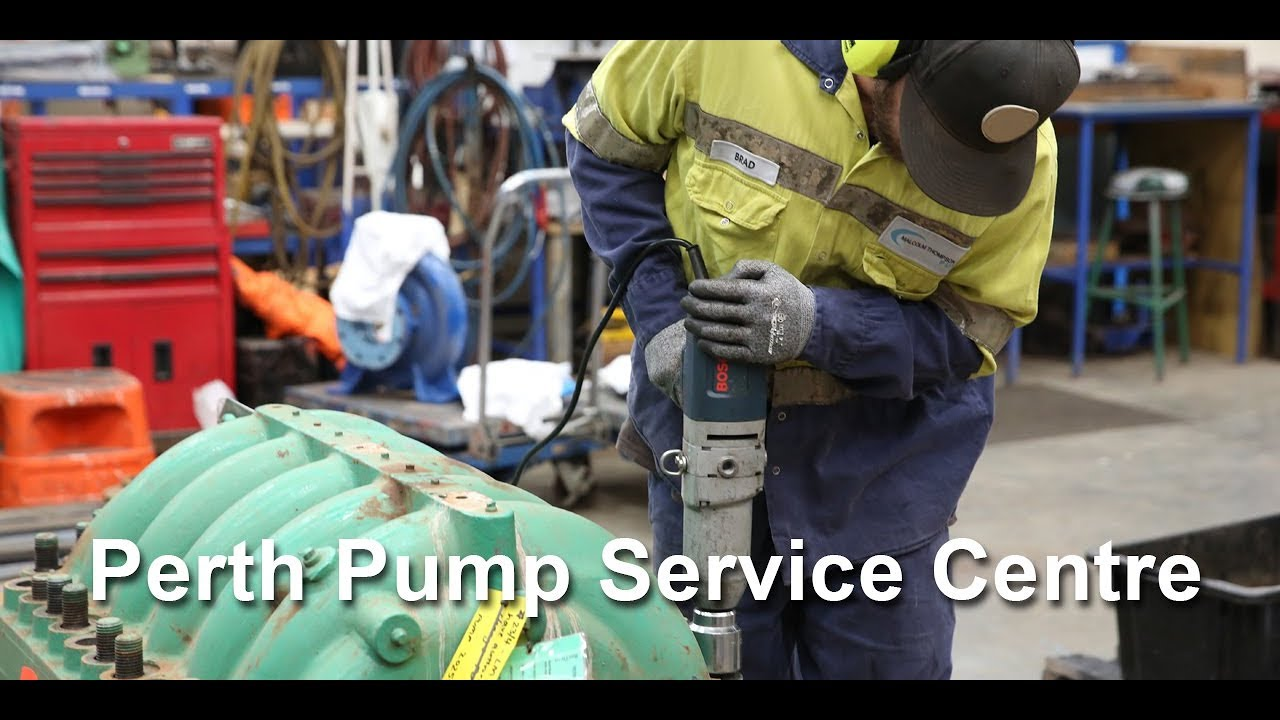 Pump Repairs & Maintenance, Perth | Malcolm Thompson Pumps
