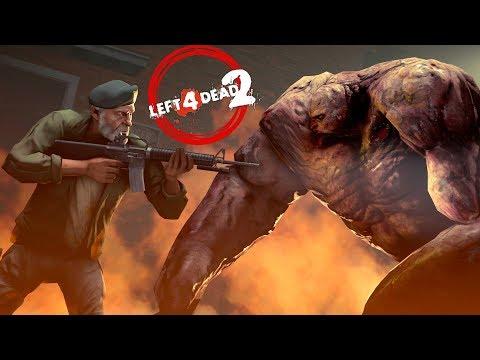 Left 4 Dead 2 Mutación: El Ultimo Hombre Sobre La Tierra NO DAMAGE - El Sacrificio de Bill