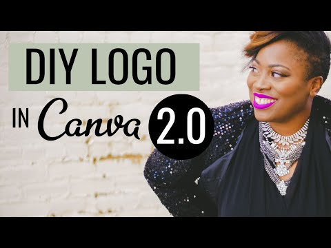 How to Make a Logo for FREE | Canva Tutorial thumbnail