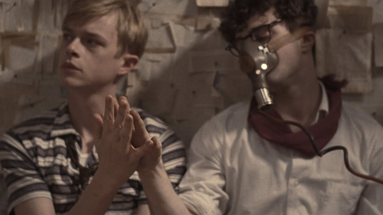 Kill your darlings sex scene