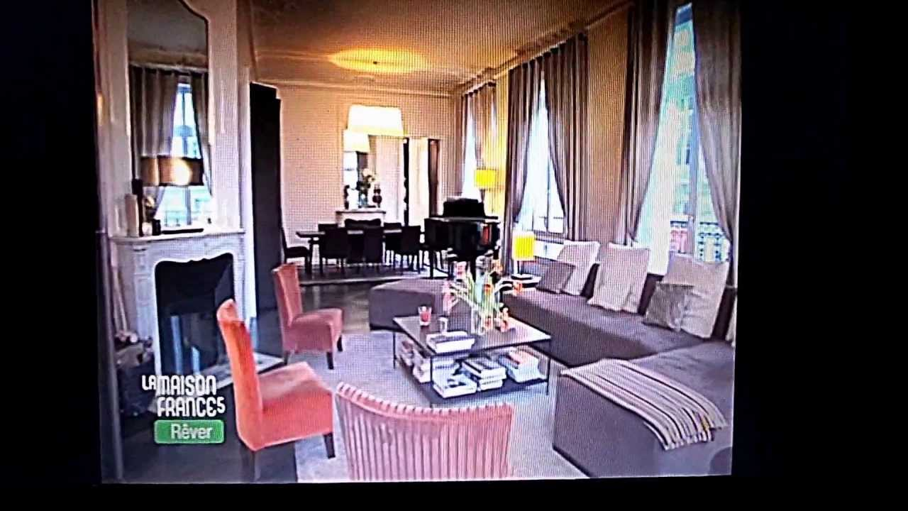 maison france 5 moda youtube. Black Bedroom Furniture Sets. Home Design Ideas