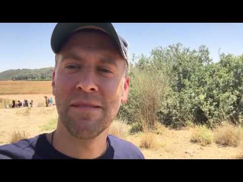 Holy Land Tour 2017 - Elah Valley Brook