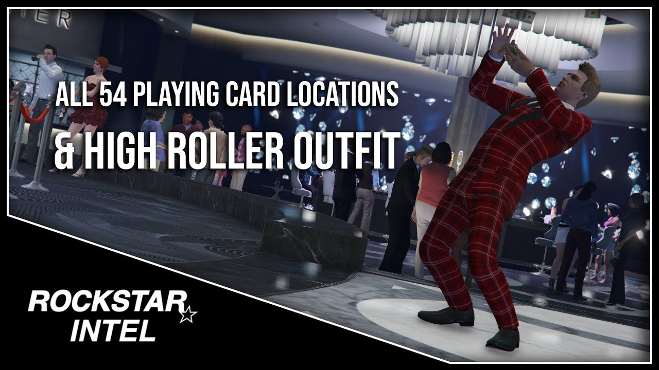 Gta Online Playing Cards Locations Where To Find All Hidden Playing