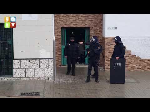 #SUCESOS Importante operación policial en el Campo de Gibraltar