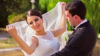 Руслан и Алёна. Свадебный клип.  (06 09 2014)
