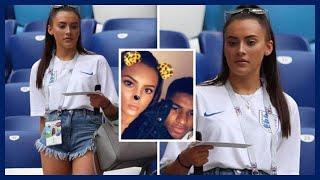Marcus Rashford girlfriend: Lucia Loi flashes well-defined pins ahead of England game