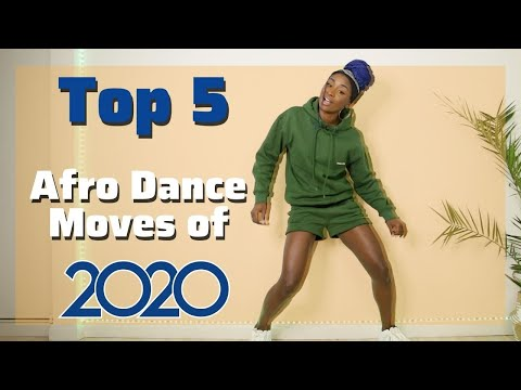 How to Dance the Top 5 Afro Dance Moves of 2020 (Legwork, Moonwalk, Network)   Chop Daily