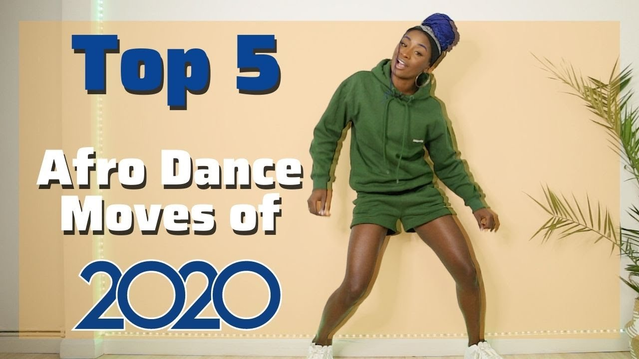 How to Dance the Top 5 Afro Dance Moves of 2020 (Legwork, Moonwalk, Network) | Chop Daily
