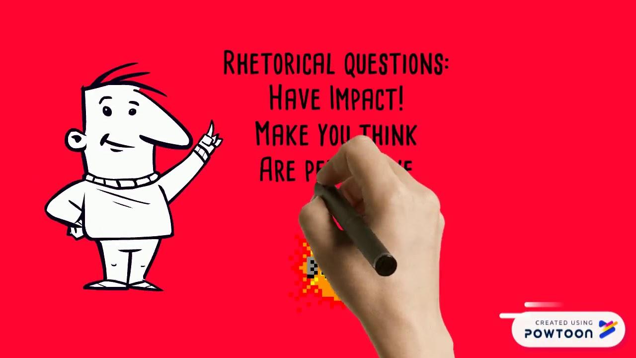 The Rhetorical Question