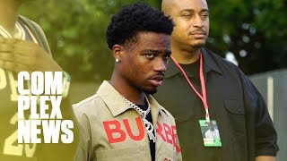 Rolling Loud A Day In the Life With Roddy Ricch