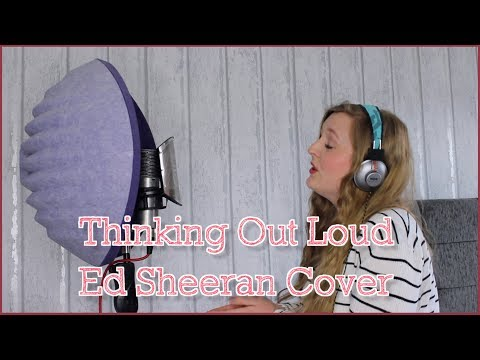 Thinking Out Loud | Ed Sheeran Cover by Chloe Boulton | Piano Version