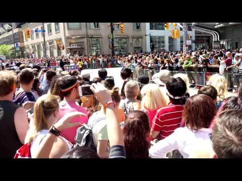 2017 Toronto Pride Parade ,June 25