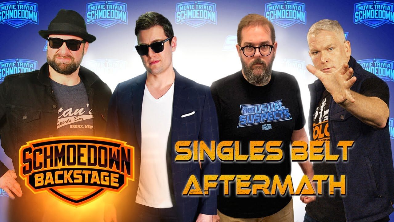 Murrell v Collins II Aftermath , Witt v Harper & Mcweeny v Harris Preview   Schmoedown Backstage #72