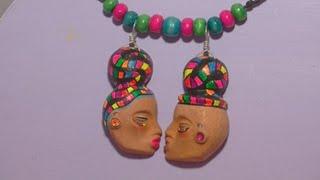 Artesania mexicana recupera uso prehispánico del barro para joyas
