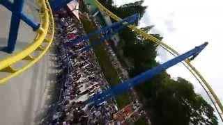 어린이대공원 놀이동산 - 패미리코스타 탑승영상