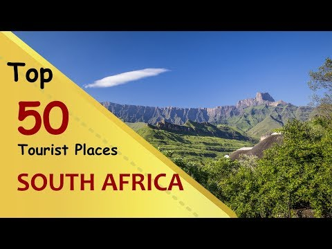 """""""south-africa""""-top-50-tourist-places-