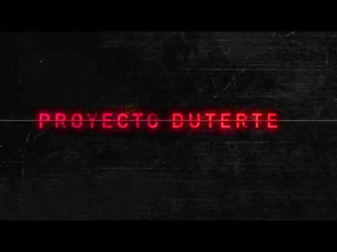 """""""No hay forma de salir"""": El letal entramado de la lucha antidroga en Filipinas - Proyecto Duterte"""