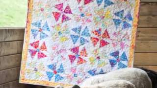Quick Quilts With Rulers By Pam & Nicky Lintott