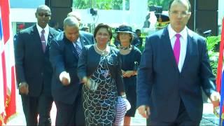 President chavez funeral 2