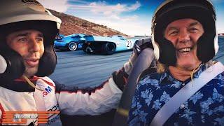 The Grand Tour: Porsche 917 vs Porsche 911 GT2RS Race