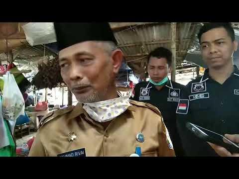 Jelang Ramadhan Pemkab Kotabaru Sidak Pasar Kemakmuran