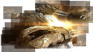 Eve Online - Эпик арка Амарров, начинаем качать стенд #1