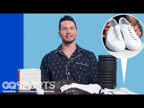 10 Things JJ Redick Can't Live Without | GQ Sports