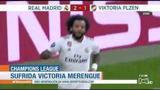 Download Video Real Madrid vs Plzen: Resumen y goles de la victoria 2-1 del equipo español en Champions League MP3 3GP MP4