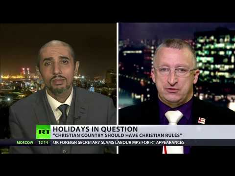 Should Muslim holidays become public holidays? (Debate)